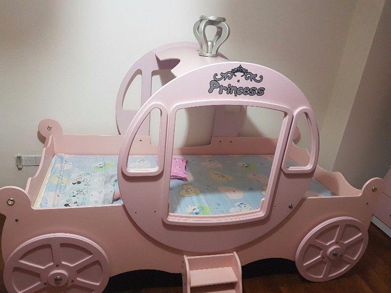 Princess Bed Frame Singapore