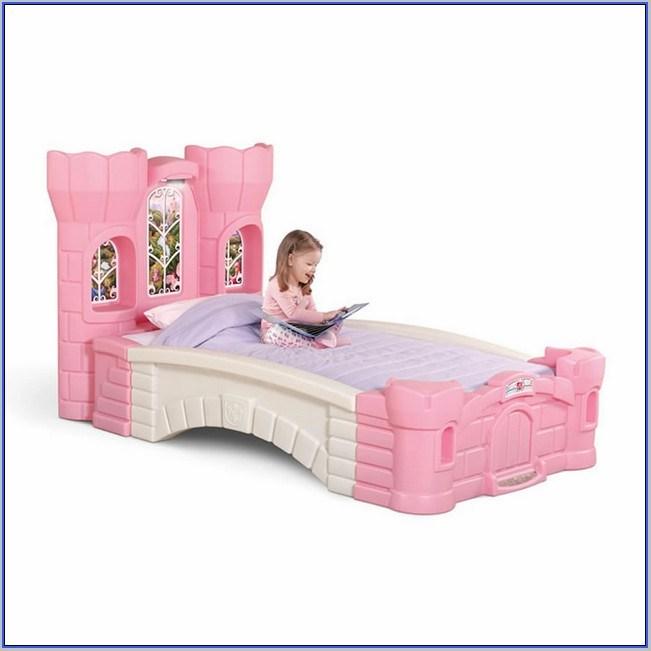Princess Bed Frame Twin