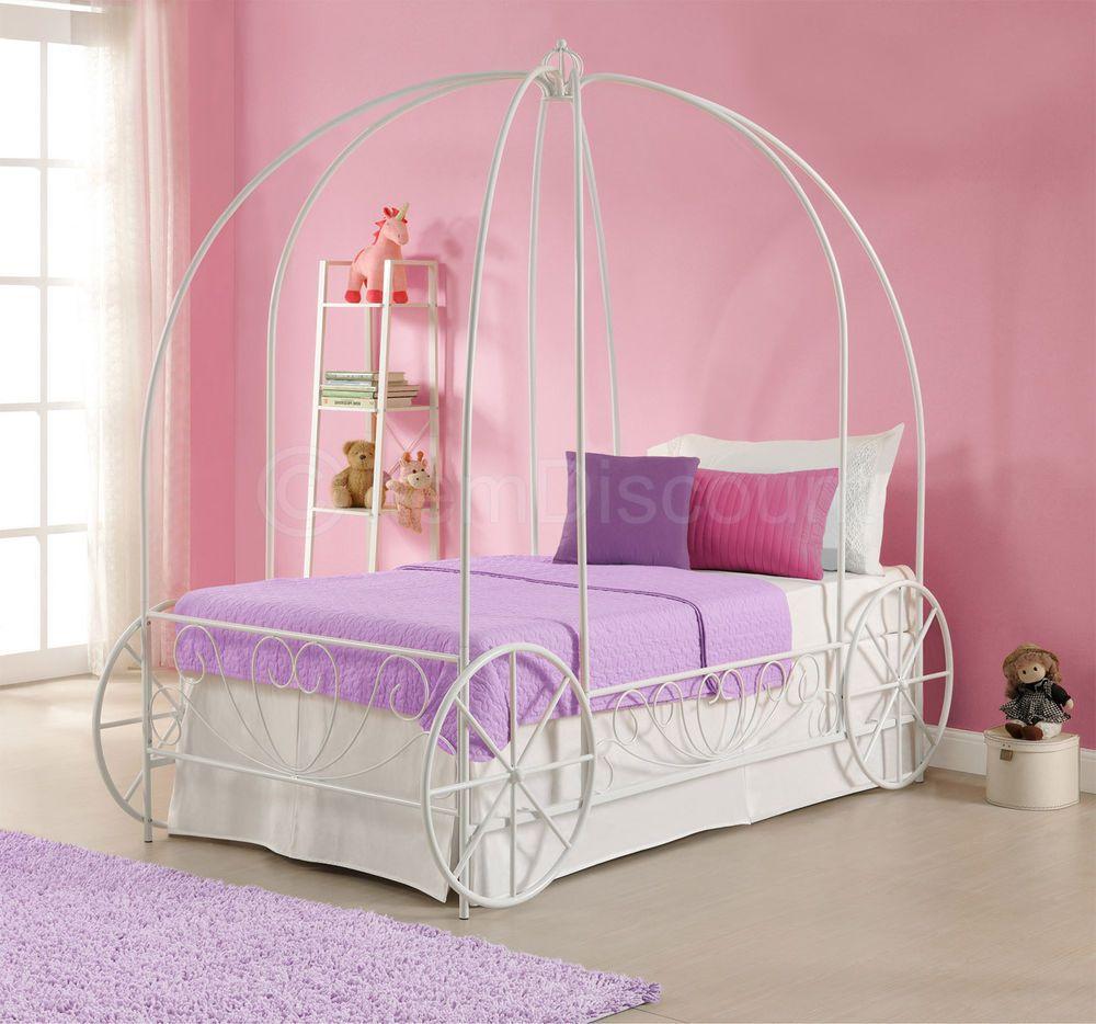 Princess Bed Frame