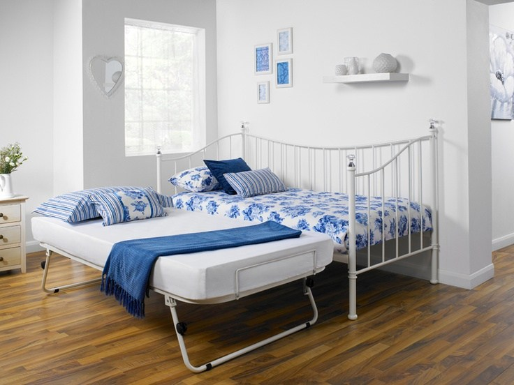 Pull Out Bed Frame Walmart