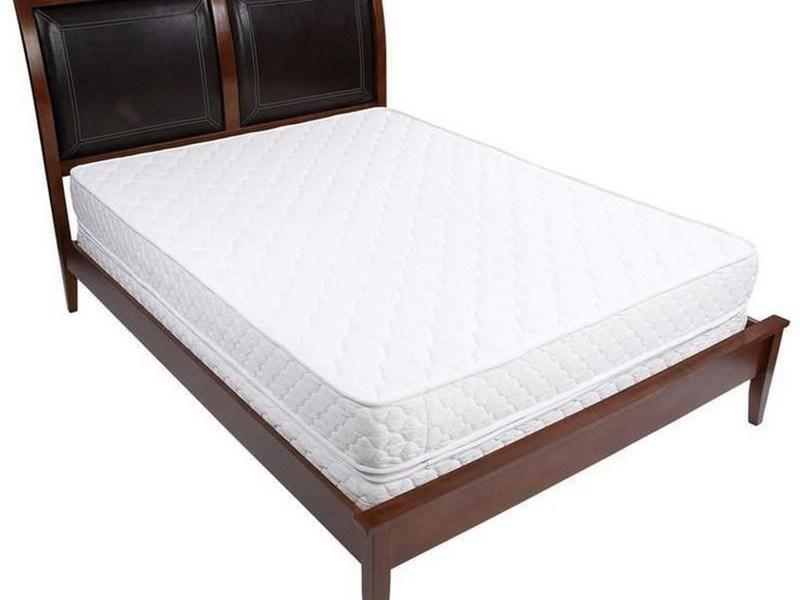 Queen Bed Frame And Mattress Set