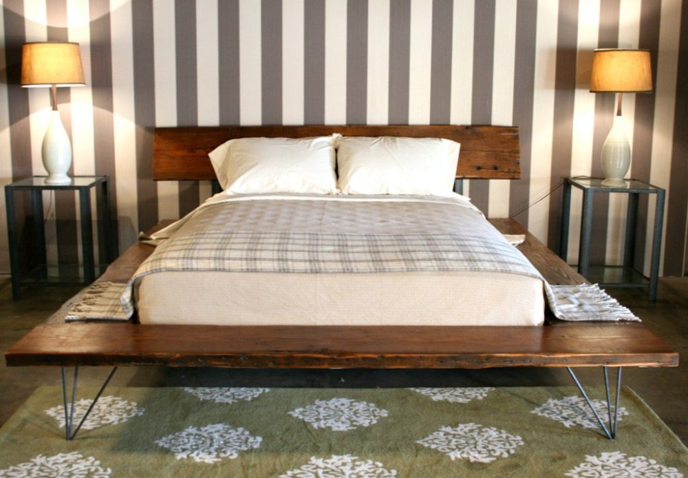 Queen Bed Frame Dimensions Diy