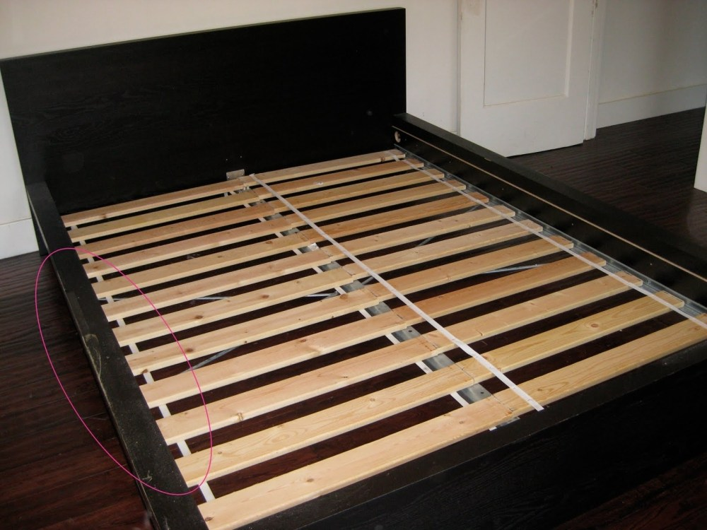 Queen Bed Frame Ikea Malm