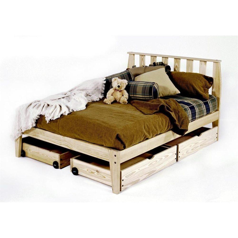 Queen Bed Frame Metal Cheap