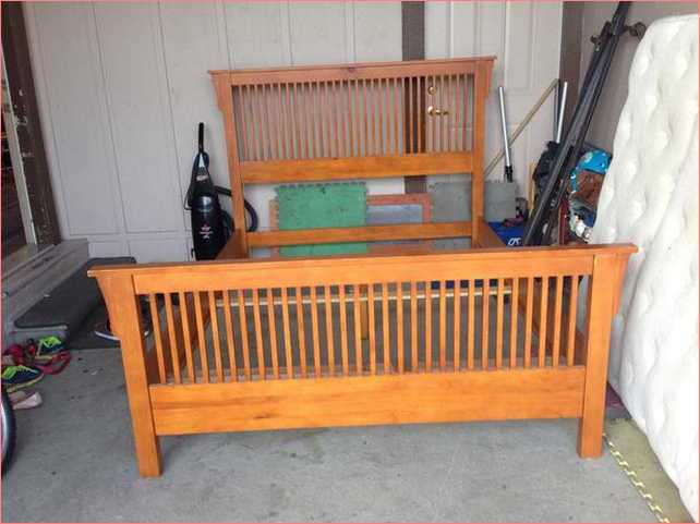 Queen Bed Frame Used Victoria