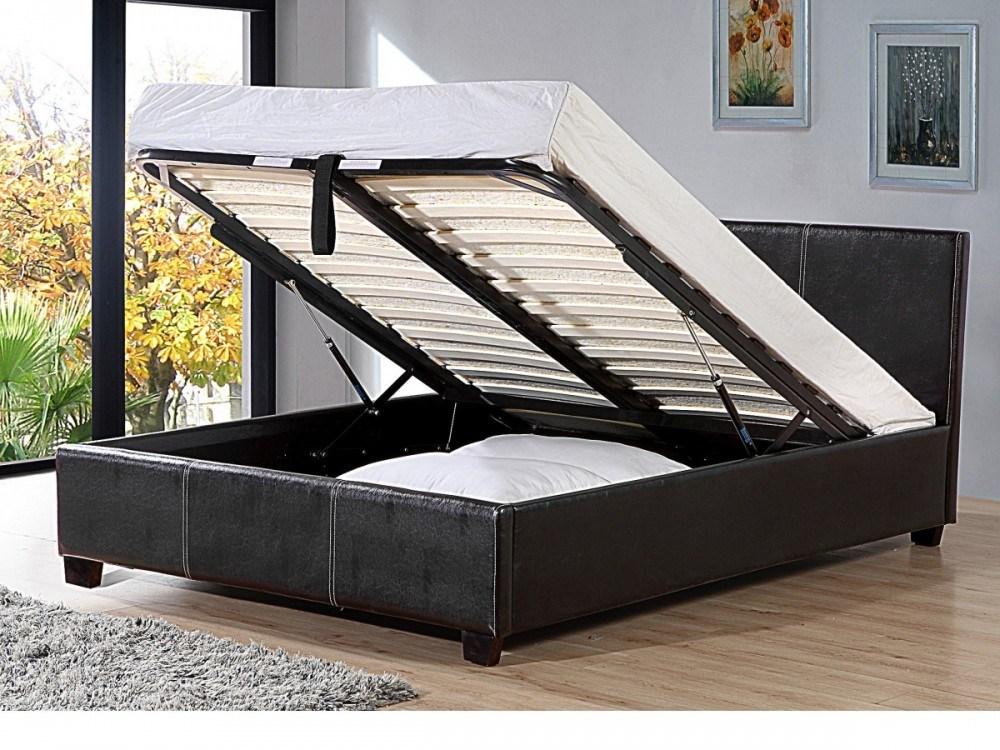 Queen Bed Frame With Storage Sydney