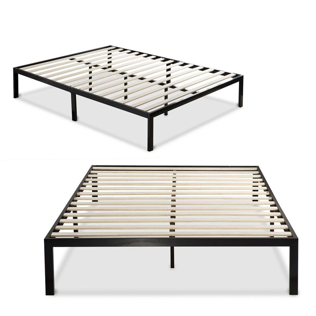 Queen Bed Frame Wood Slats
