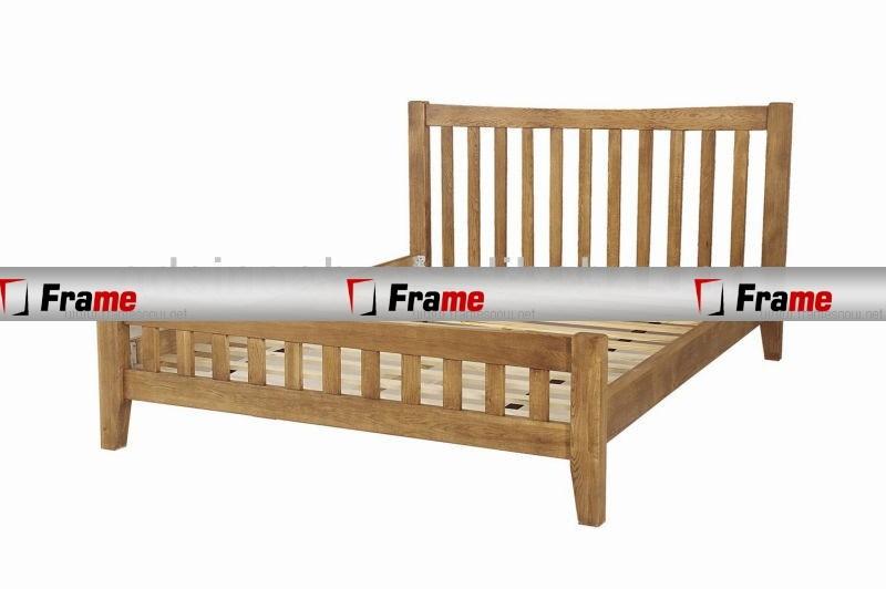 Queen Bed Frames Solid Wood