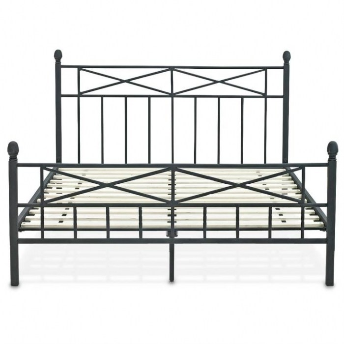 Queen Bed Metal Frame Assembly