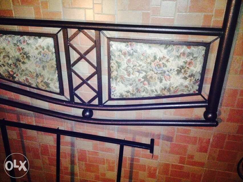 Queen Iron Bed Frame For Sale