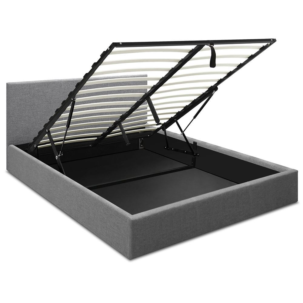 Queen Lift Storage Bed Frame