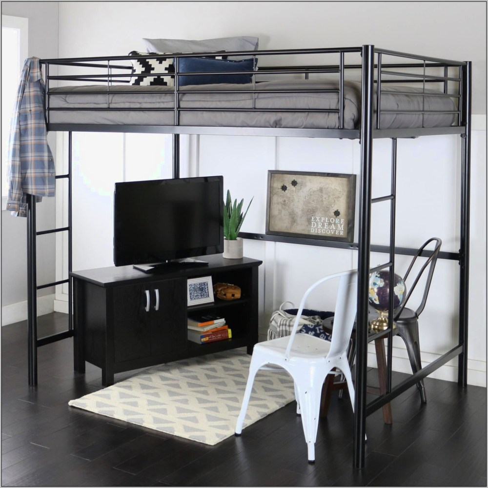 Queen Loft Bed Frame Melbourne