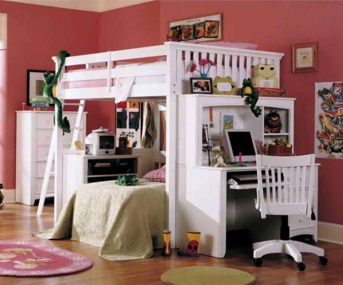 Queen Loft Bed Frame Singapore