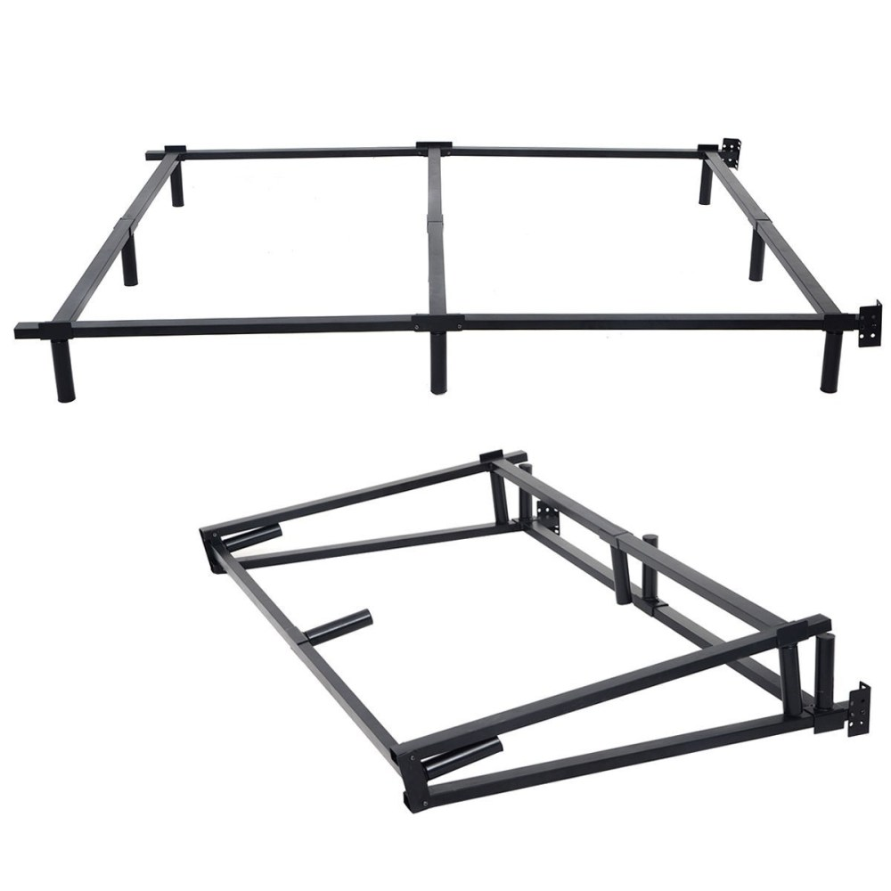 Queen Metal Bed Frame Center Support