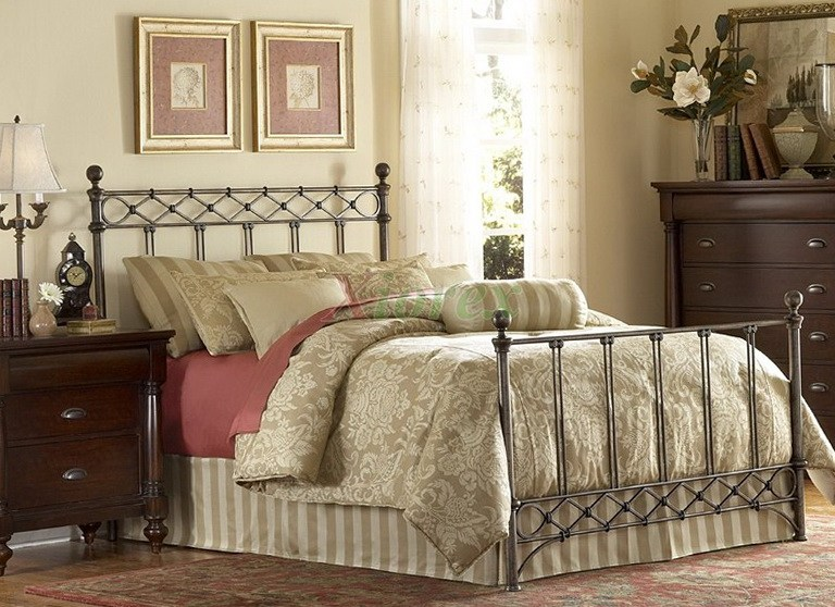 Queen Metal Bed Frame Costco