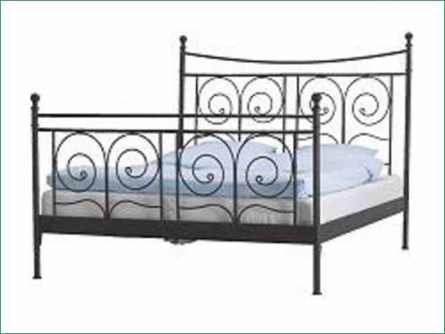 Queen Metal Bed Frame Ikea