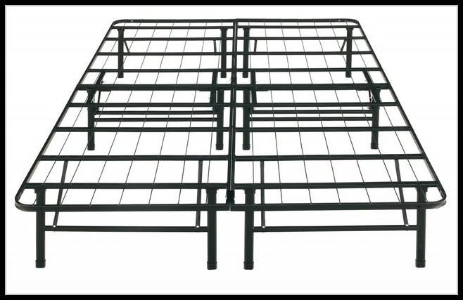 Queen Metal Bed Frame Walmart