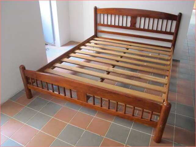 Queen Size Bed Frame Dimensions Singapore