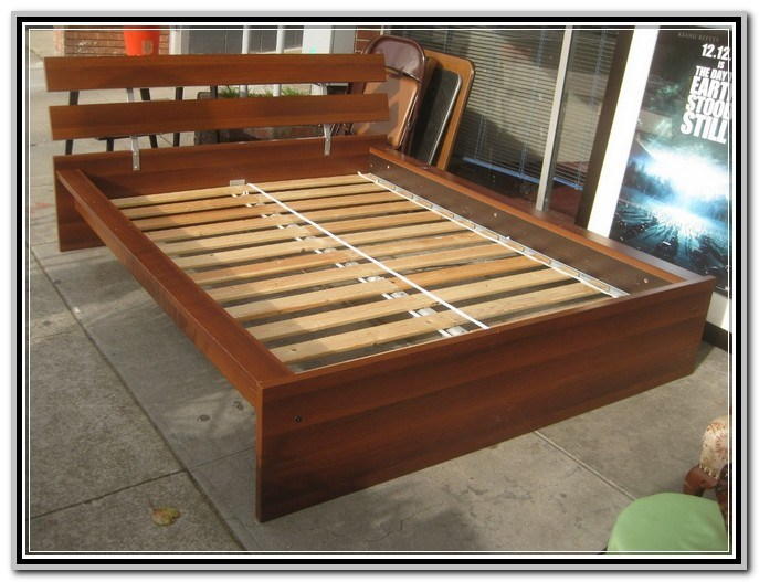 Queen Size Bed Frame Ikea Uk