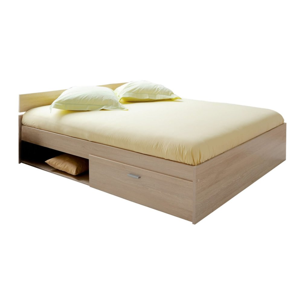 Queen Size Bed Frame Without Headboard