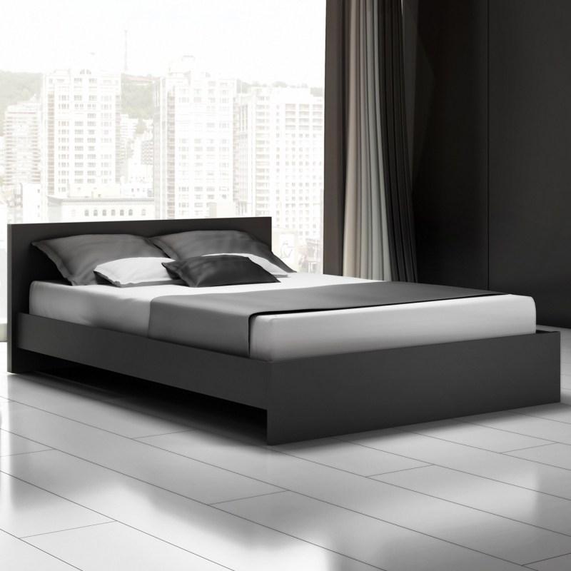 Queen Size Platform Bed Frame Ikea