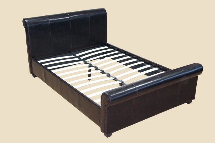 Queen Sleigh Bed Frame