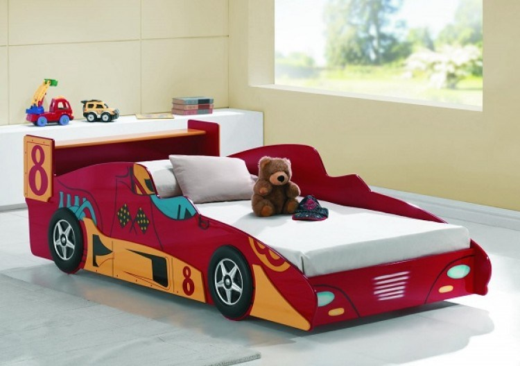 Red Car Bed Frame