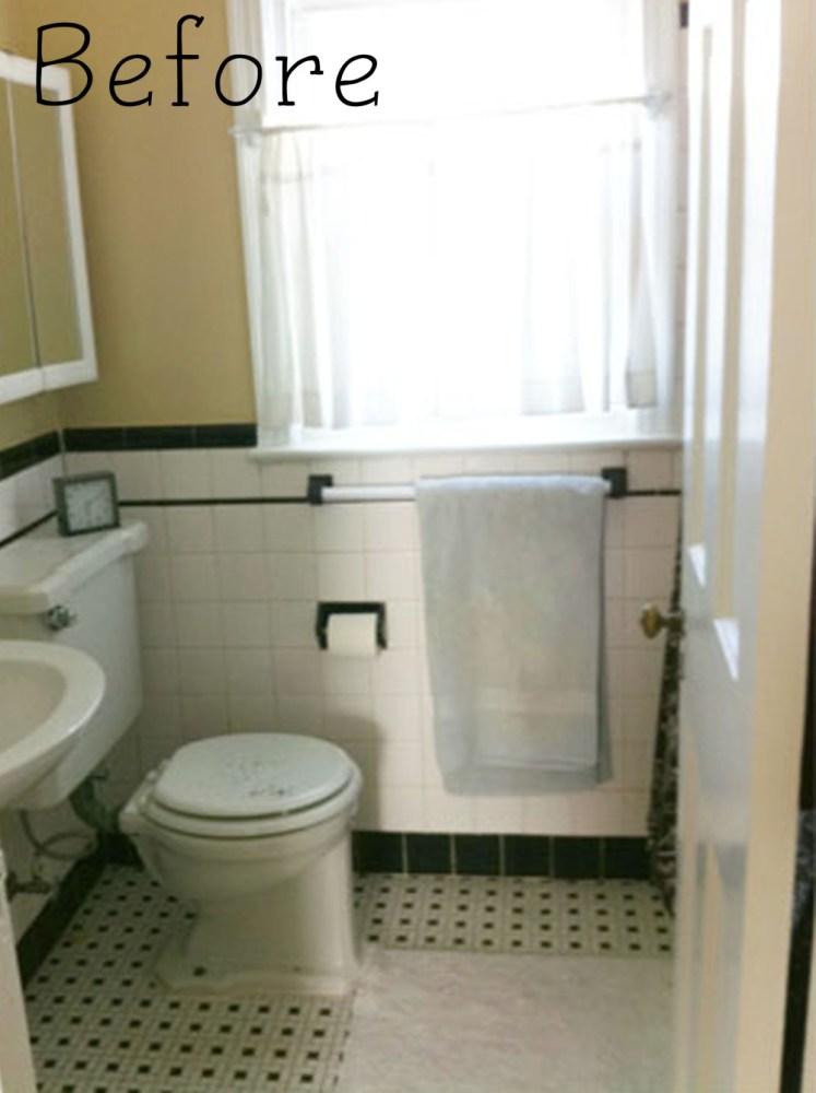 Retro Bathroom Images
