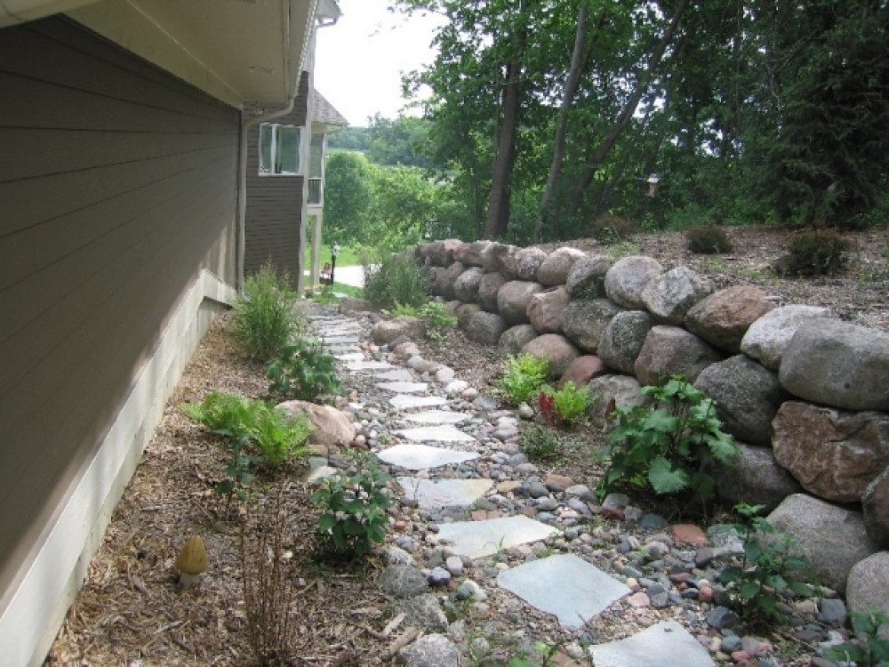 River Rock Landscaping Ideas Pictures