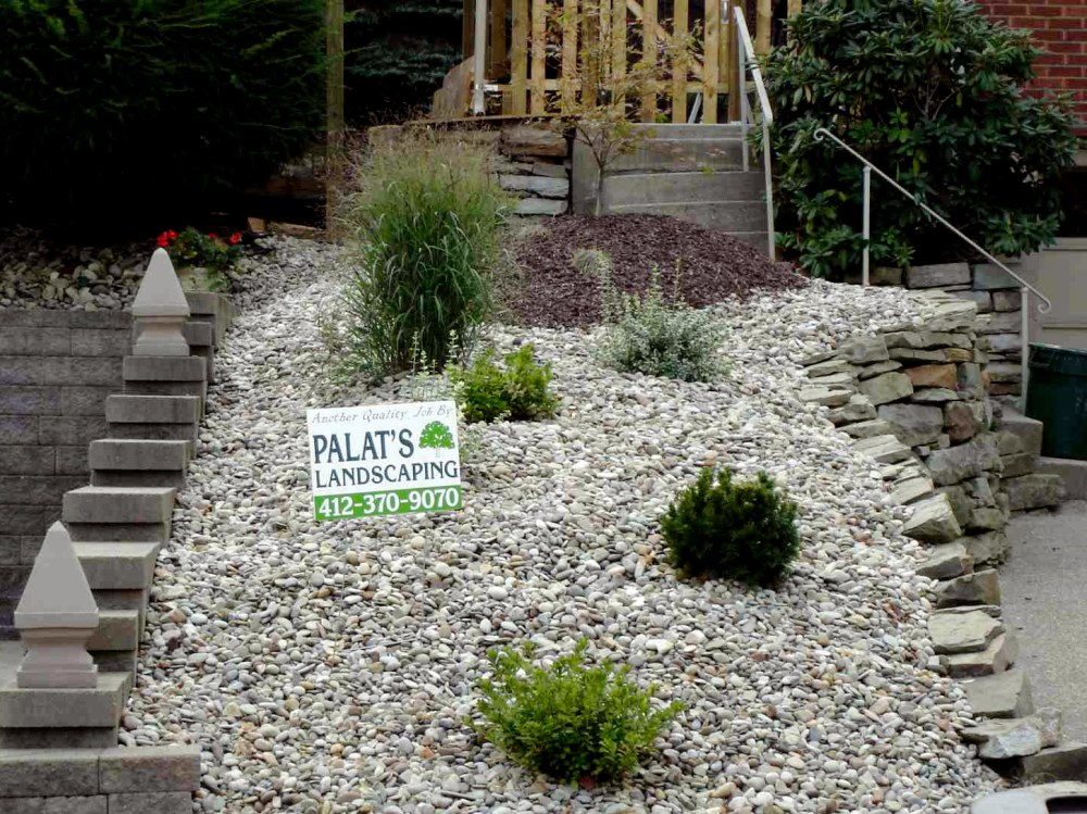 Rock Border Landscaping Ideas