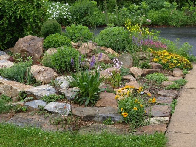Rock Gardening Ideas