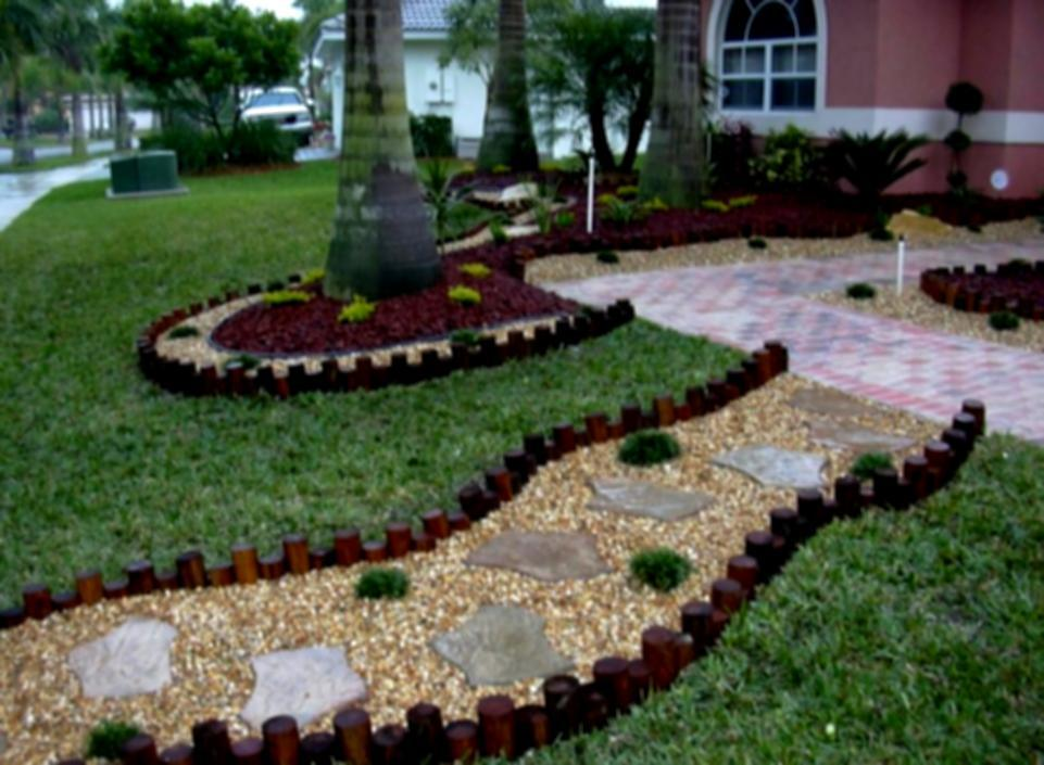 Rock Landscaping Ideas Design