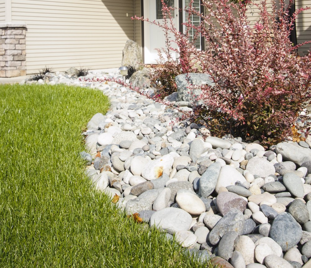 Rock Landscaping Ideas Pictures