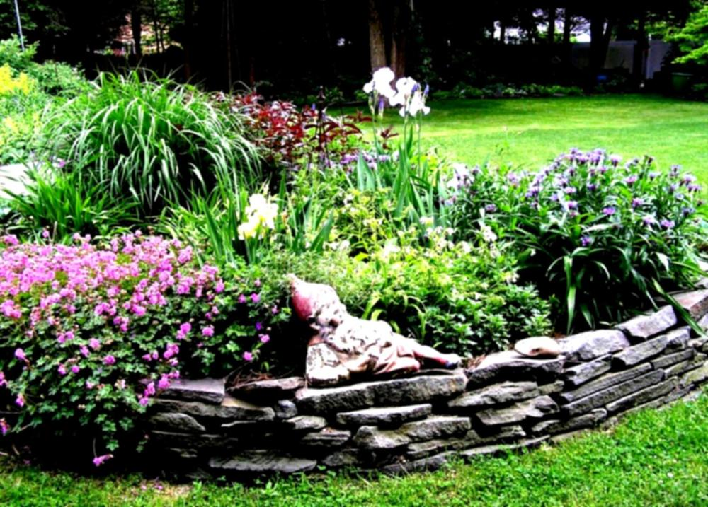 Rock Landscaping Ideas Pinterest