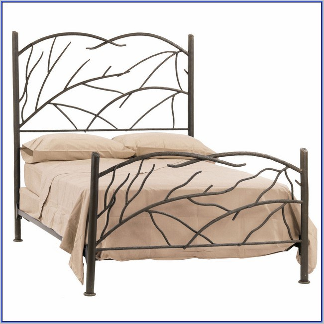 Rod Iron Bed Frame Ikea