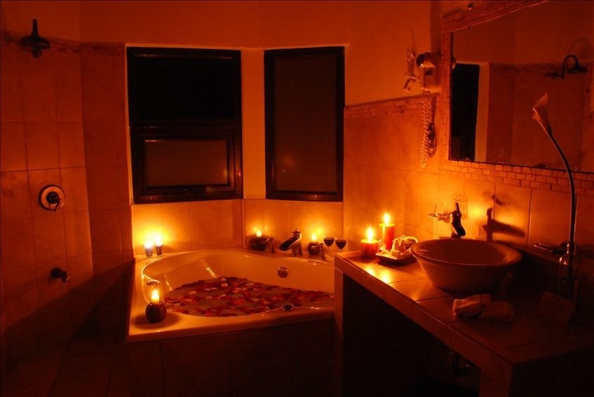 Romantic Bathtub Ideas