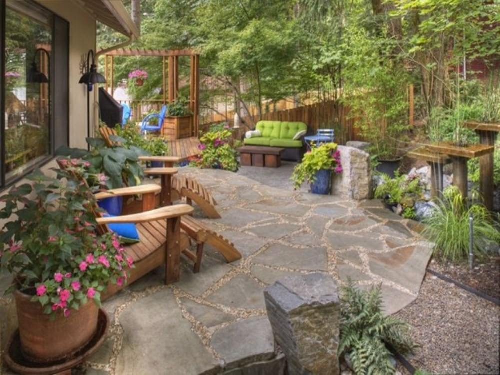 Rustic Country Landscaping Ideas