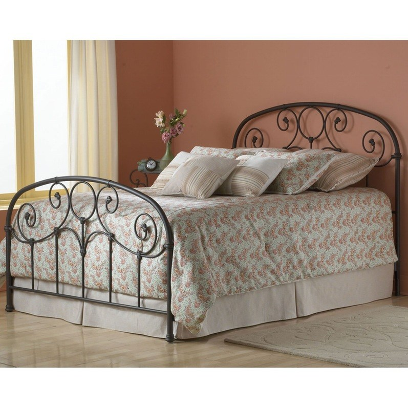 Rustic Iron Bed Frames