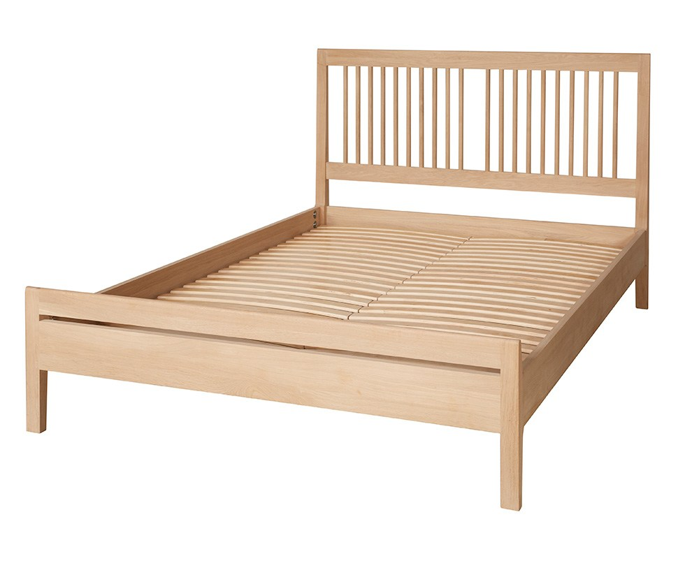 Scandinavian Bed Frame