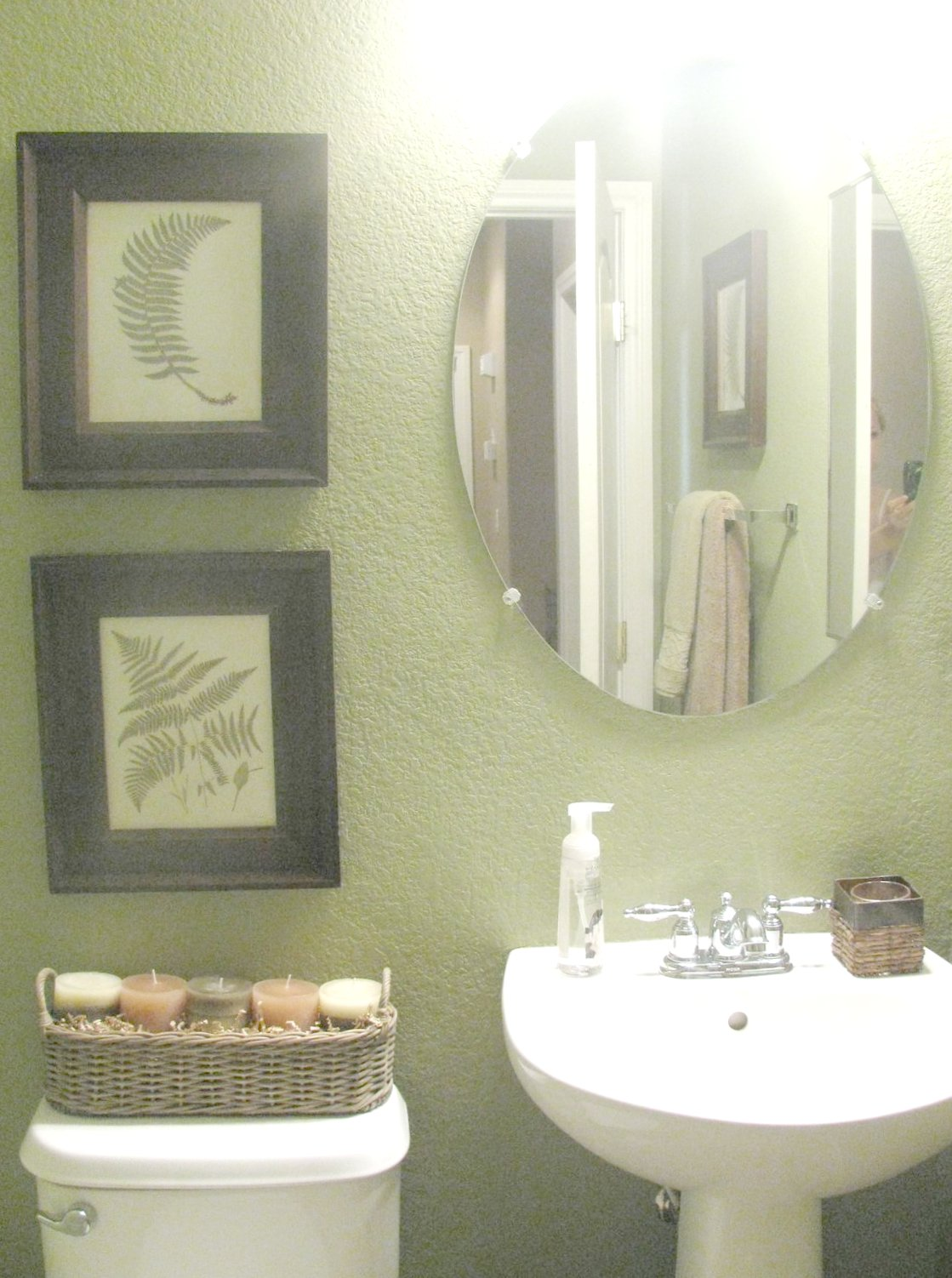 Seafoam Green Bathroom Ideas