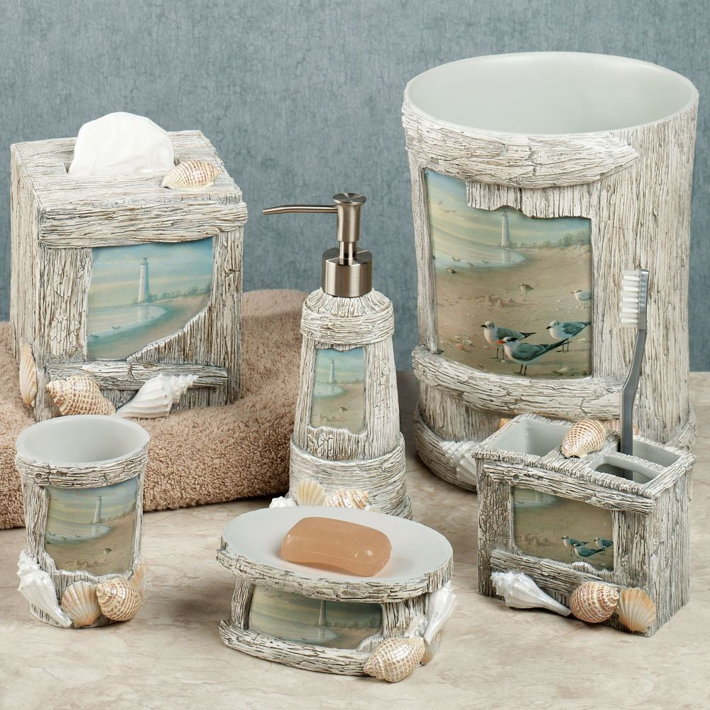 Seashore Bathroom Ideas