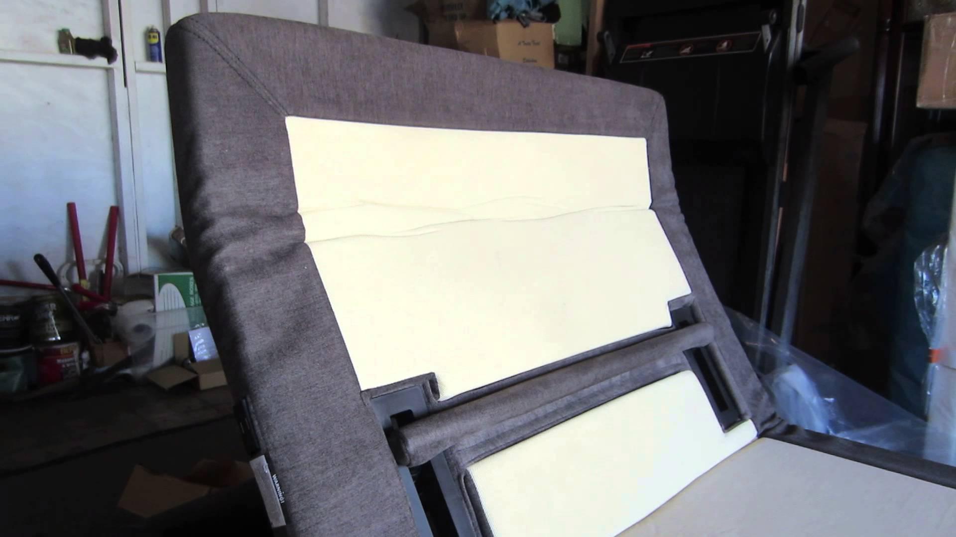 Serta Adjustable Queen Bed Frame