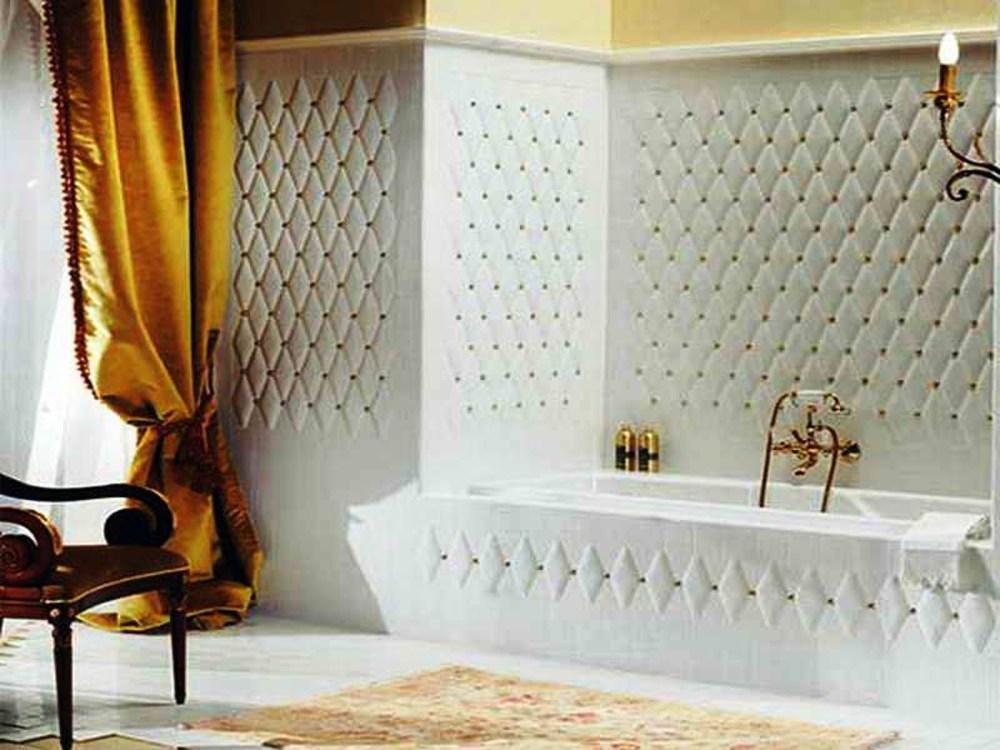 Shabby Chic Bathroom Curtain Ideas