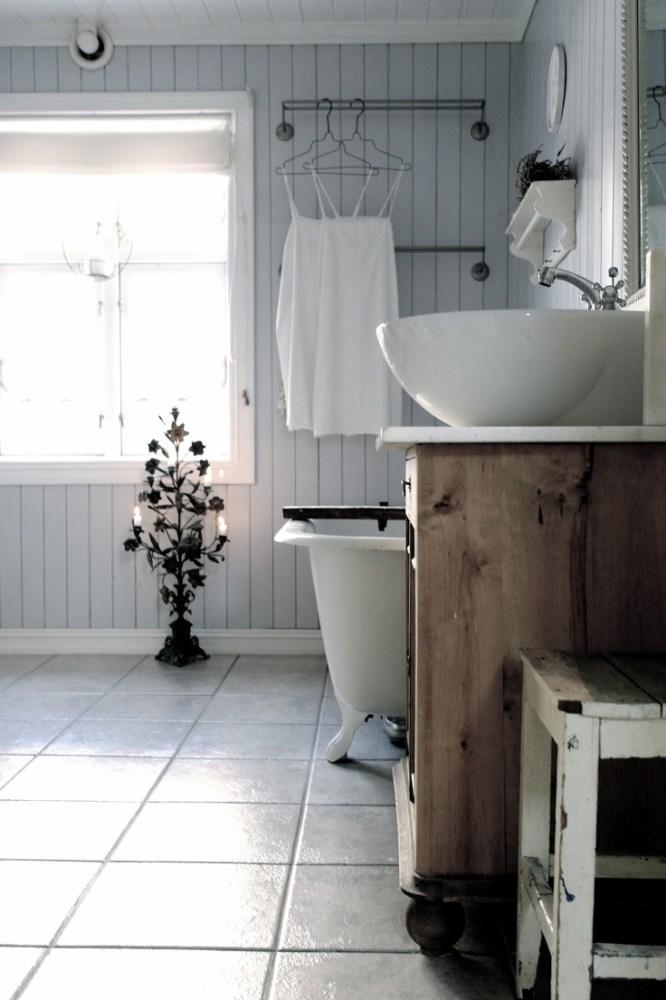 Shabby Chic Bathroom Ideas Pinterest