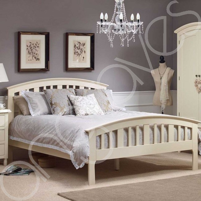 Shabby Chic Bed Frame Double