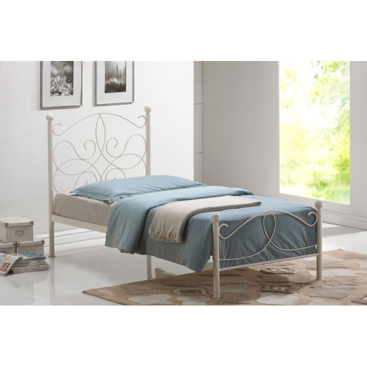 Shabby Chic Bed Frame Single