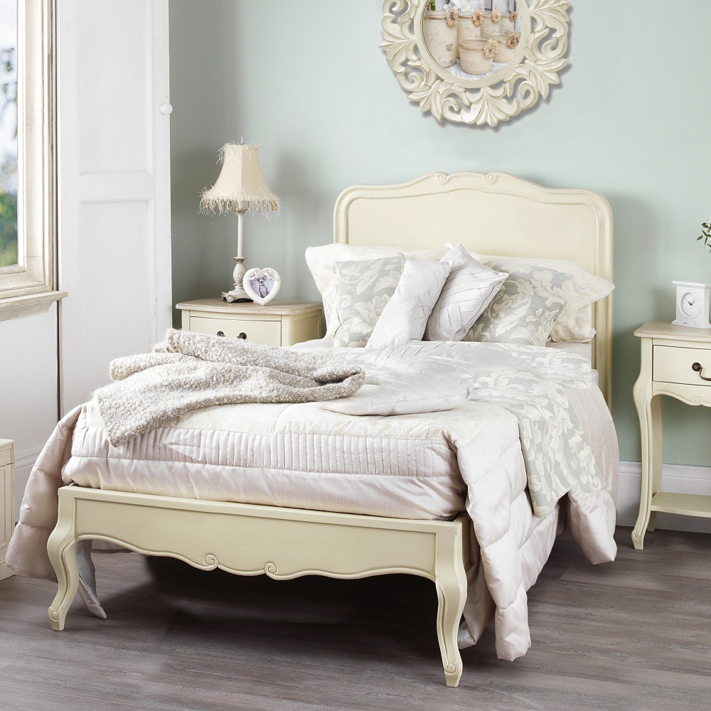 Shabby Chic Bed Frame