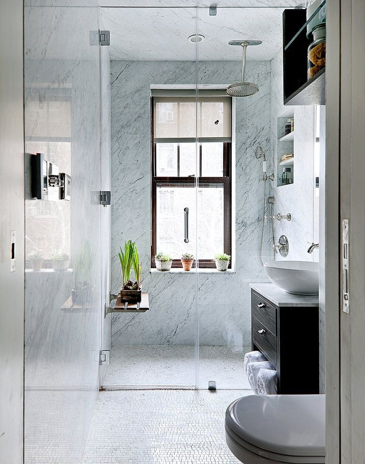 Shower Design Ideas For Small Bathrooms