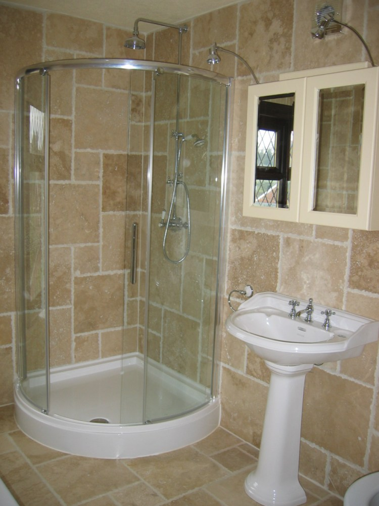 Shower Stall Ideas For Small Bathrooms