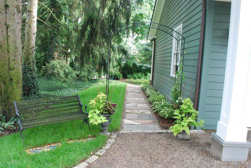 Side Yard Landscaping Ideas Pinterest